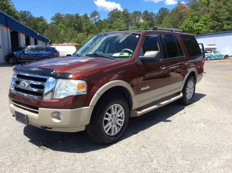 2007 Ford Expedition for sale in Ashland, VA