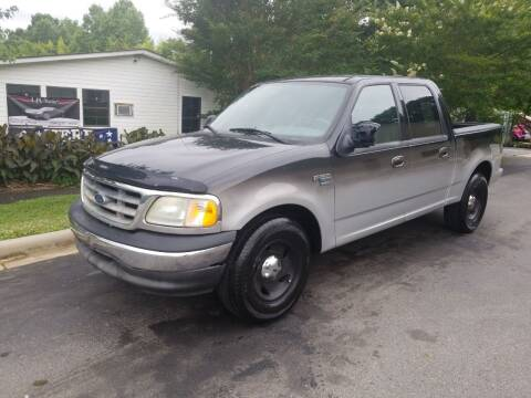2003 Ford F-150 for sale at TR MOTORS in Gastonia NC