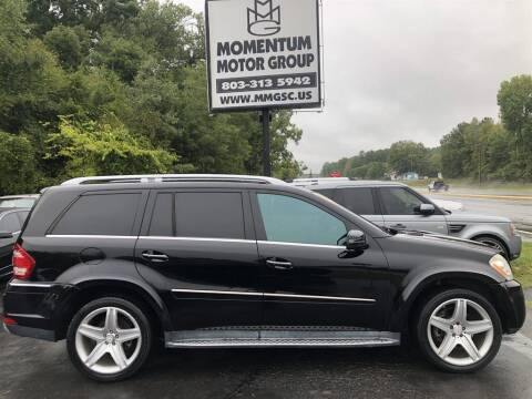 2012 Mercedes-Benz GL-Class for sale at Momentum Motor Group in Lancaster SC