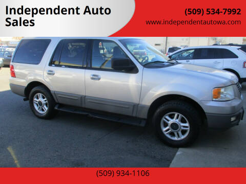 2003 Ford Expedition for sale at Independent Auto Sales #2 in Spokane WA
