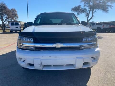 2005 Chevrolet TrailBlazer for sale at Thornhill Motor Company in Hudson Oaks, TX