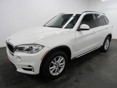 2014 BMW X5 for sale at Automotive Connection in Fairfield OH
