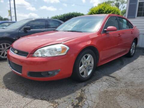 2011 Chevrolet Impala for sale at Paramount Motors in Taylor MI