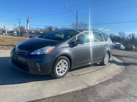 2012 Toyota Prius v for sale at Xtreme Auto Mart LLC in Kansas City MO