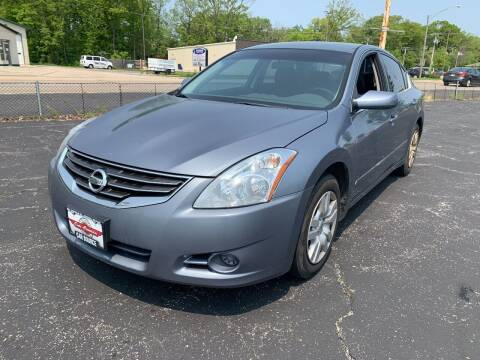 2010 Nissan Altima for sale at Your Car Source - Lot 2 in Kenosha WI
