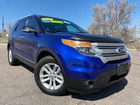 2013 Ford Explorer for sale at UNITED Automotive in Denver CO