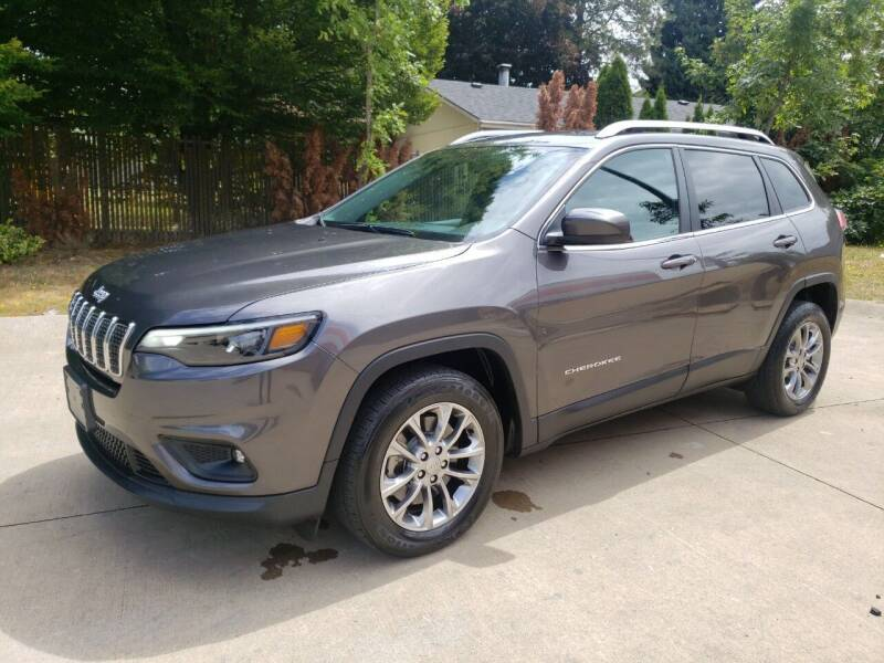 2019 Jeep Cherokee for sale at A1 Group Inc in Portland OR