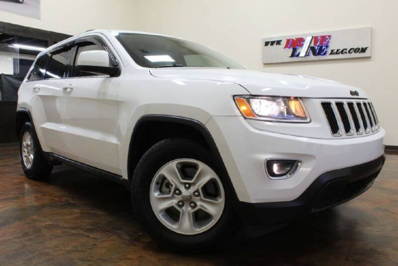 2014 Jeep Grand Cherokee for sale at Driveline LLC in Jacksonville FL