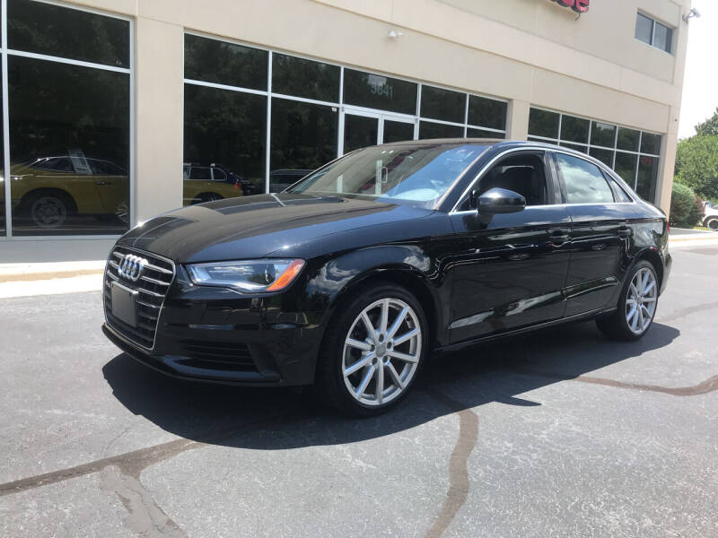 2015 Audi A3 for sale at European Performance in Raleigh NC