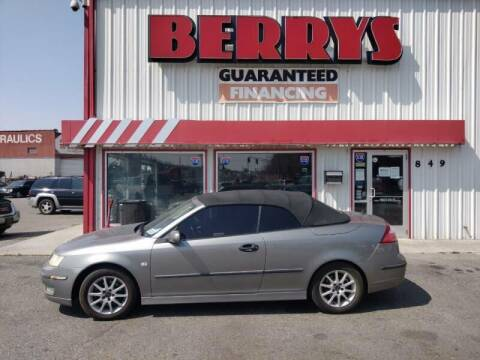 2005 Saab 9-3 for sale at Berry's Cherries Auto in Billings MT