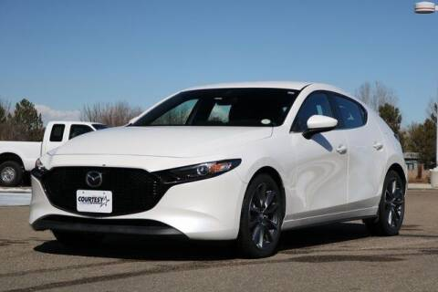 2019 Mazda Mazda3 Hatchback for sale at COURTESY MAZDA in Longmont CO