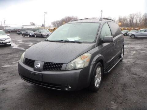 2004 Nissan Quest for sale at GLOBAL MOTOR GROUP in Newark NJ