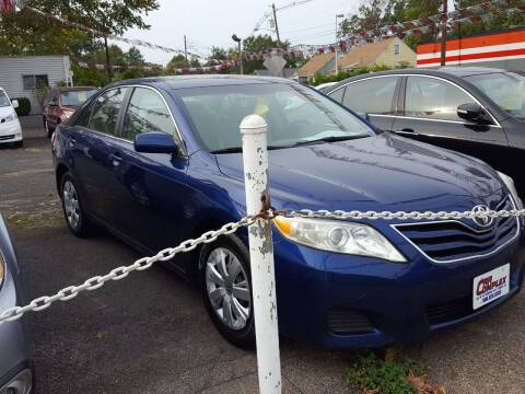 2010 Toyota Camry for sale at Car Complex in Linden NJ