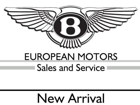2001 Porsche Boxster for sale at European Motors Inc in Plano TX