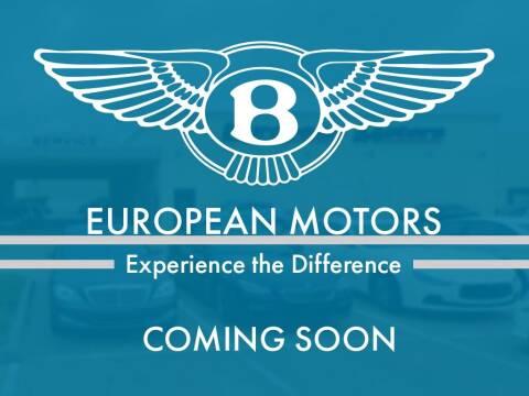 2014 Cadillac XTS for sale at European Motors Inc in Plano TX