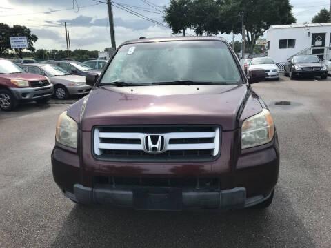2008 Honda Pilot for sale at Cartina in Tampa FL