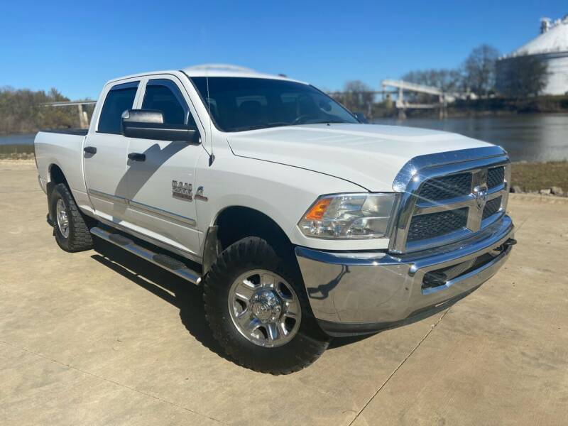 2014 RAM Ram Pickup 2500 for sale at D3 Auto Sales in Des Arc AR