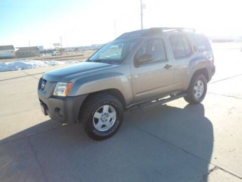 2006 Nissan Xterra for sale at Twin City Motors in Scottsbluff NE