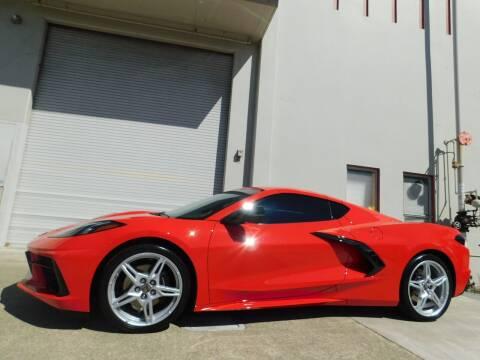 2020 Chevrolet Corvette for sale at Conti Auto Sales Inc in Burlingame CA