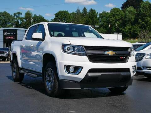 2018 Chevrolet Colorado for sale at GRANITE RUN PRE OWNED CAR AND TRUCK OUTLET in Media PA