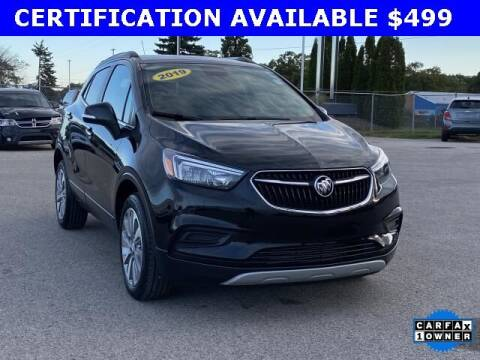 2019 Buick Encore for sale at Betten Baker Preowned Center in Twin Lake MI