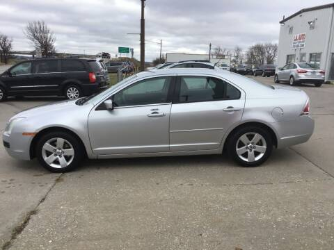2009 Ford Fusion for sale at LA AUTO in Bates City MO
