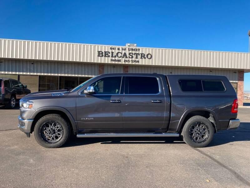 2019 RAM Ram Pickup 1500 for sale at Belcastro Motors in Grand Junction CO