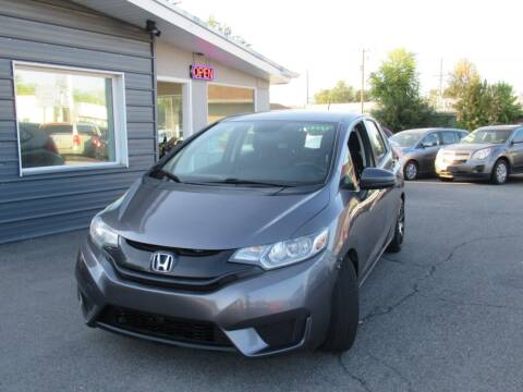 2015 Honda Fit for sale at Crown Auto in South Salt Lake UT