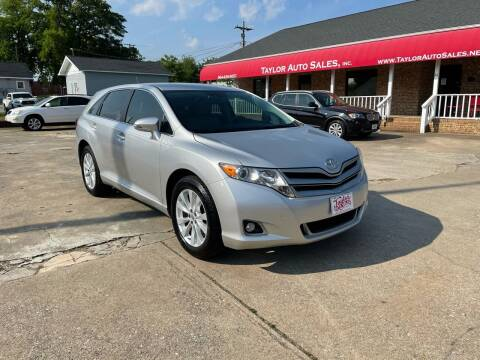 2013 Toyota Venza for sale at Taylor Auto Sales Inc in Lyman SC