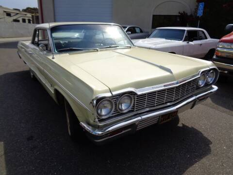 1964 Chevrolet Impala for sale at NorCal Auto Mart in Vacaville CA