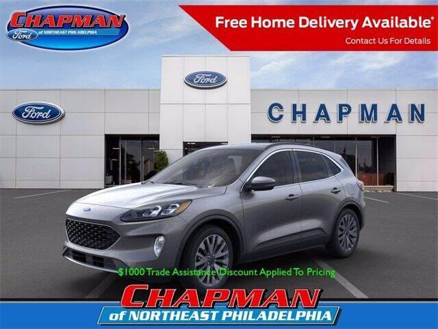 2021 Ford Escape for sale in Philadelphia, PA