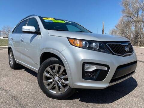 2013 Kia Sorento for sale at UNITED Automotive in Denver CO