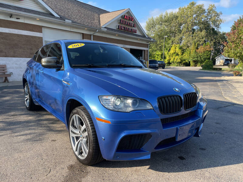 2012 BMW X6 M for sale at A 1 Motors in Monroe MI
