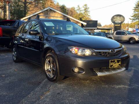 2010 Subaru Impreza for sale at Bladecki Auto in Belmont NH