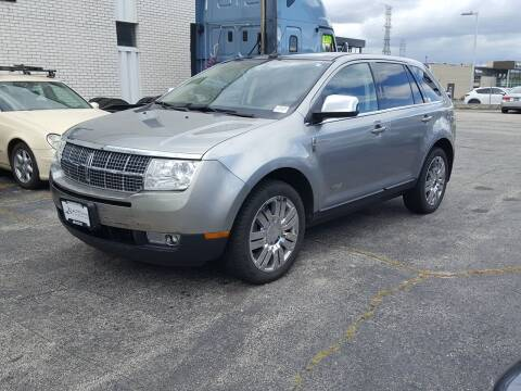 2008 Lincoln MKX for sale at AUTOSAVIN in Elmhurst IL