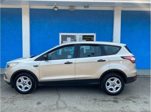 2017 Ford Escape for sale at Khodas Cars in Gilroy CA