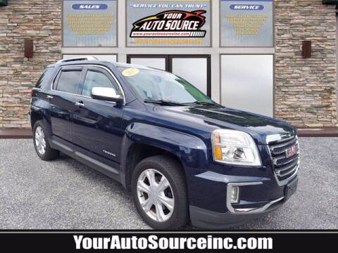 2017 GMC Terrain for sale at Your Auto Source in York PA