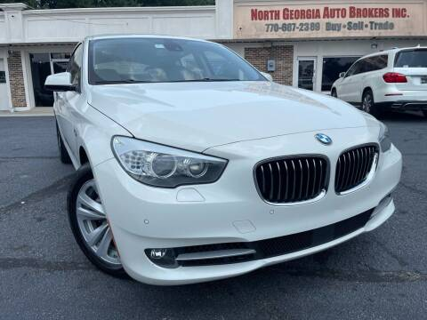 2010 BMW 5 Series for sale at North Georgia Auto Brokers in Snellville GA