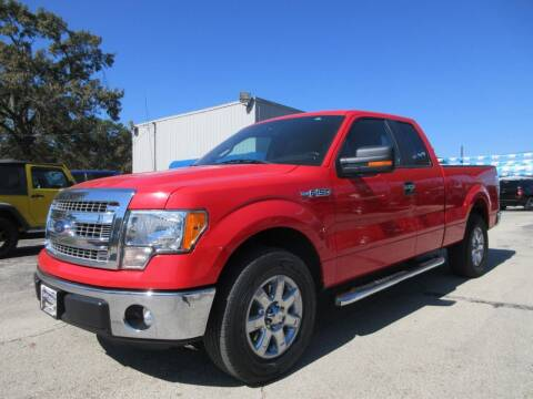 2013 Ford F-150 for sale at Quality Investments in Tyler TX