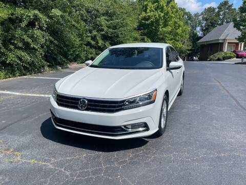 2016 Volkswagen Passat for sale at SMT Motors in Roswell GA