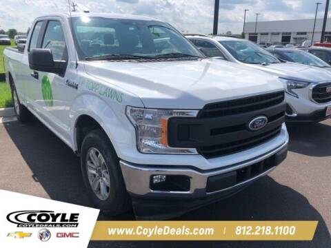 2019 Ford F-150 for sale at COYLE GM - COYLE NISSAN - New Inventory in Clarksville IN