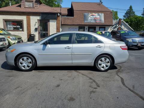2007 Toyota Camry for sale at Master Auto Sales in Youngstown OH