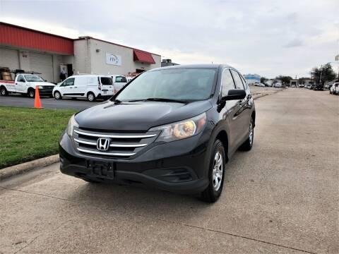 2013 Honda CR-V for sale at Image Auto Sales in Dallas TX