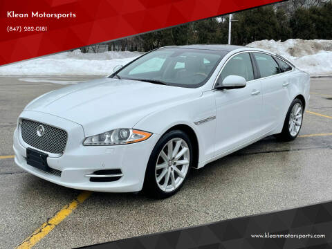 2012 Jaguar XJ for sale at Klean Motorsports in Skokie IL
