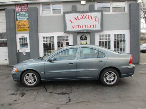 2005 Volvo S60 for sale at LAUZON'S AUTO TECH TOWING in Malone NY