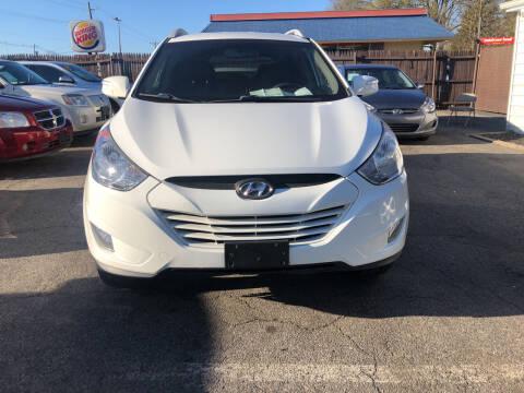 2013 Hyundai Tucson for sale at SuperBuy Auto Sales Inc in Avenel NJ