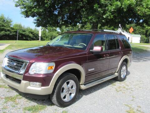 2007 Ford Explorer for sale at Dallas Auto Mart in Dallas GA