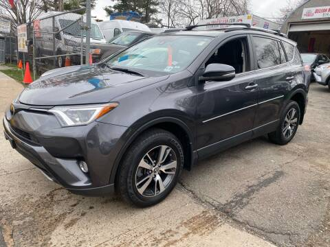 2018 Toyota RAV4 for sale at White River Auto Sales in New Rochelle NY
