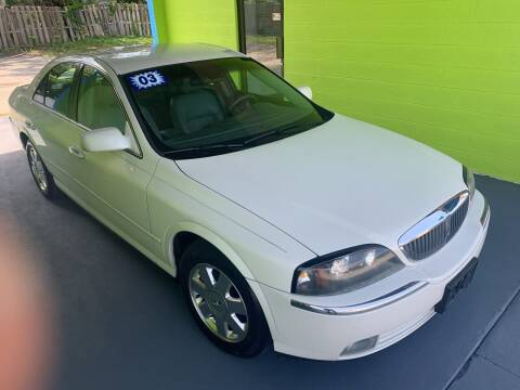 2003 Lincoln LS for sale at Autos to Go of Florida in Daytona Beach FL