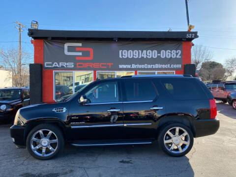 2014 Cadillac Escalade for sale at Cars Direct in Ontario CA